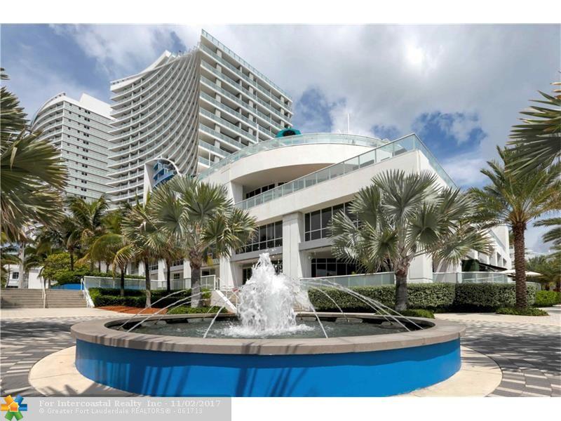3101 Bayshore, Unit #1703, Fort Lauderdale FL