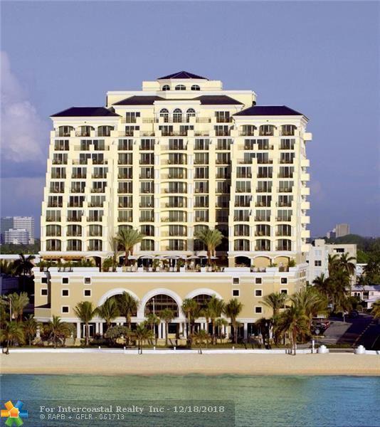 601 N Fort Lauderdale Beach Blvd, Unit #709