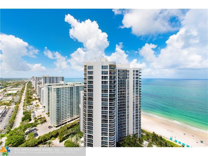 3100 N Ocean Blvd, Fort Lauderdale FL