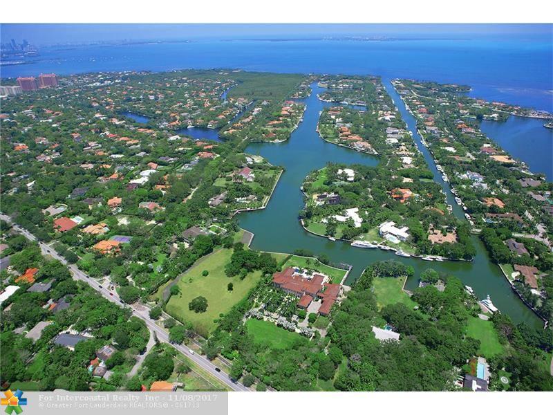 8525 Old Cutler Road, Coral Gables FL