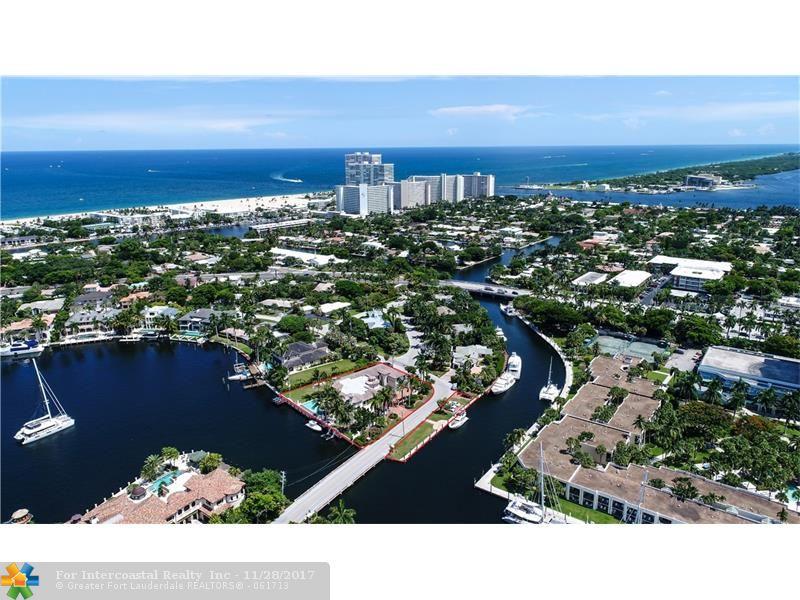 1645 E Lake Dr, Fort Lauderdale FL