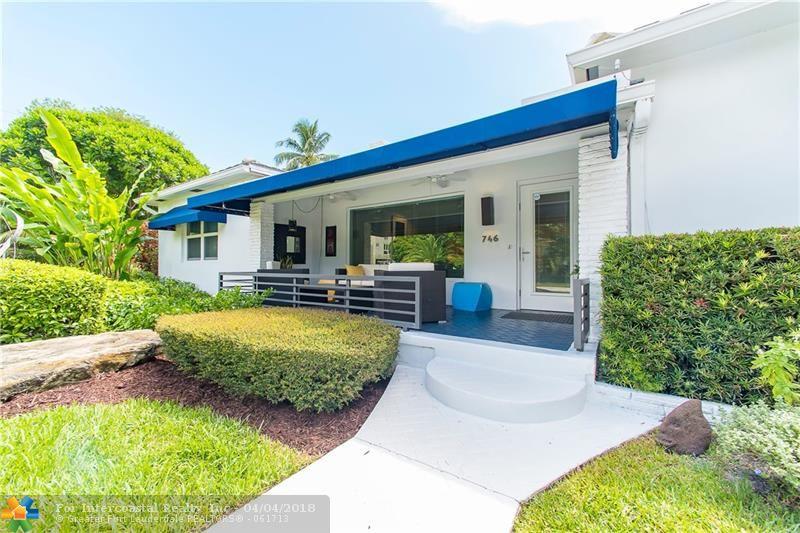 746 NE 16th Ter, Fort Lauderdale FL