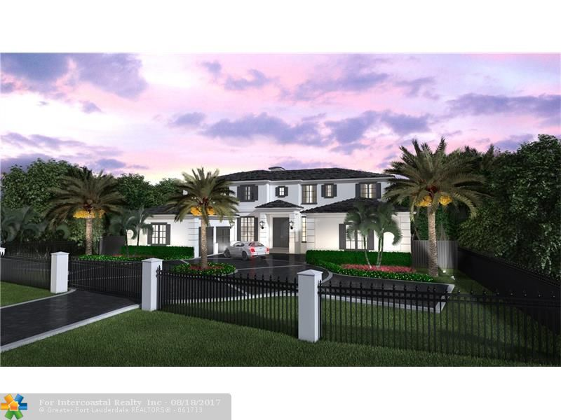 3852 Country Club Ln, Fort Lauderdale FL