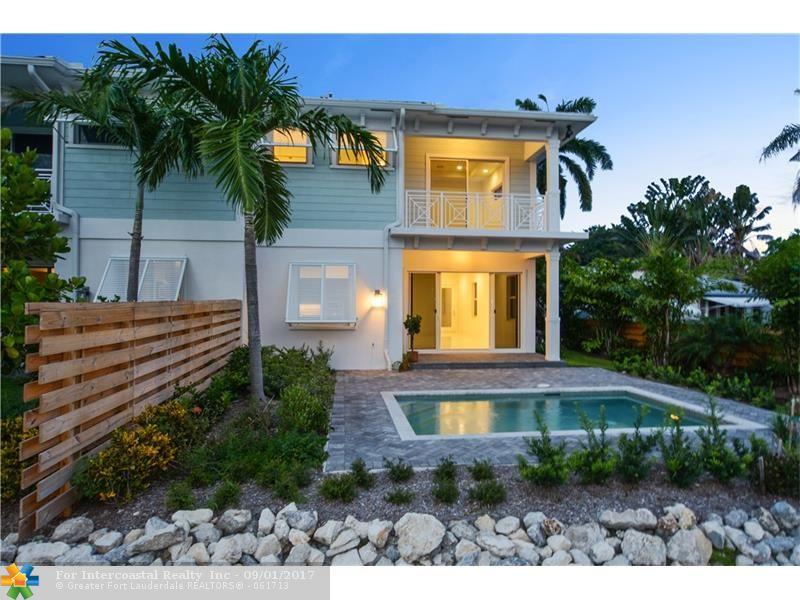 1542 Argyle Dr, Fort Lauderdale FL
