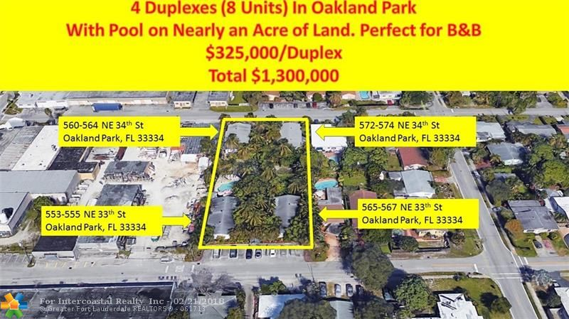 572 NE 34th St, Oakland Park FL