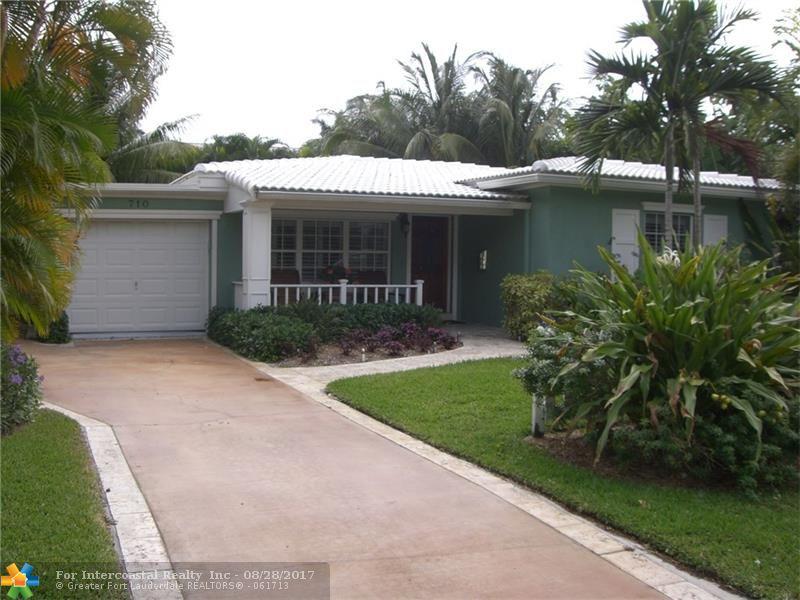 710 NE 16th Ave, Fort Lauderdale FL