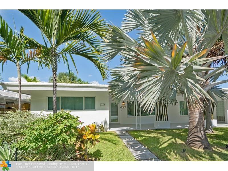 2313 NE 33rd Ave, Fort Lauderdale FL