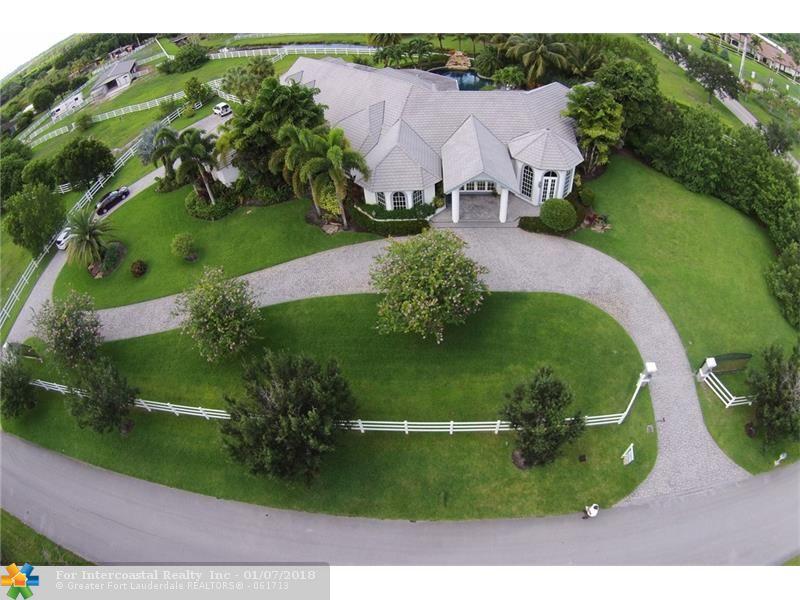 17801 SW 50th, Southwest Ranches FL