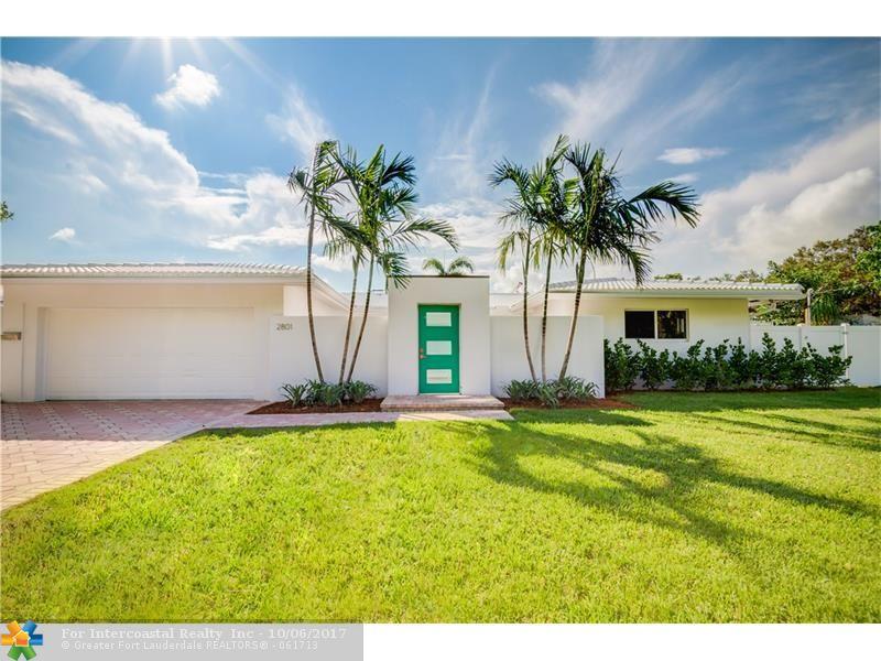2801 NE 14th Ave, Wilton Manors FL
