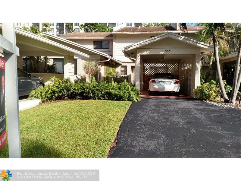503 NE 19th St, Wilton Manors FL