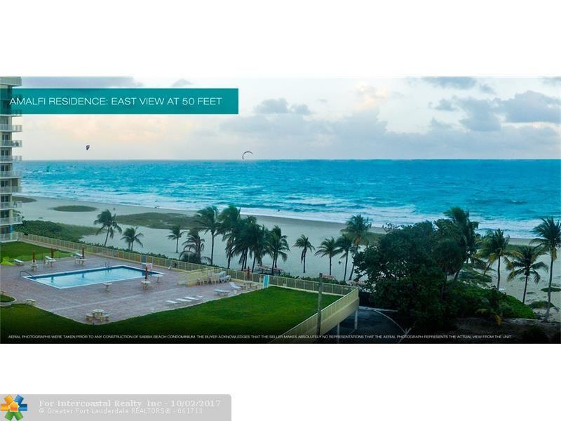 730 N Ocean Blvd, Unit #1701, Pompano Beach FL