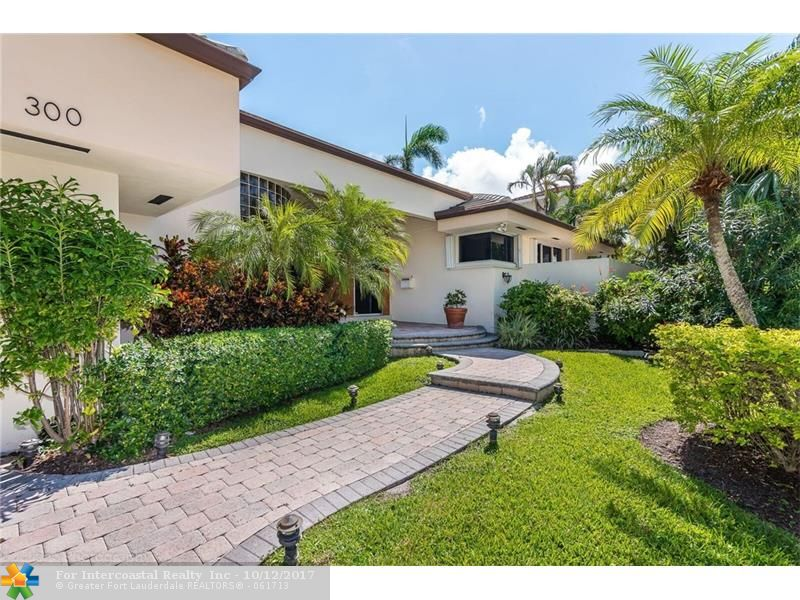 300 San Marco Dr, Fort Lauderdale FL