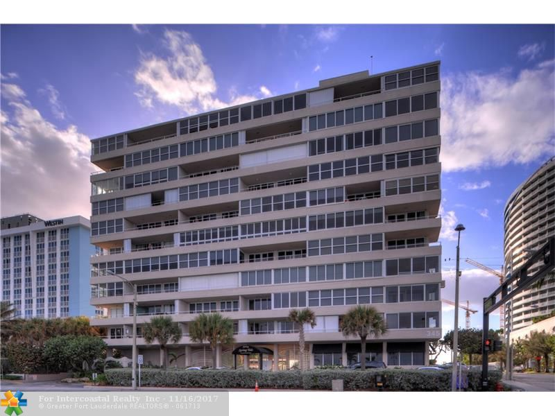 345 N Fort Lauderdale Beach Blvd, Unit #906