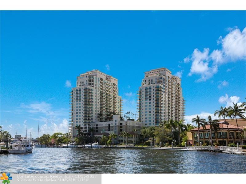610 W Las Olas Bl, Unit #413N, Fort Lauderdale FL