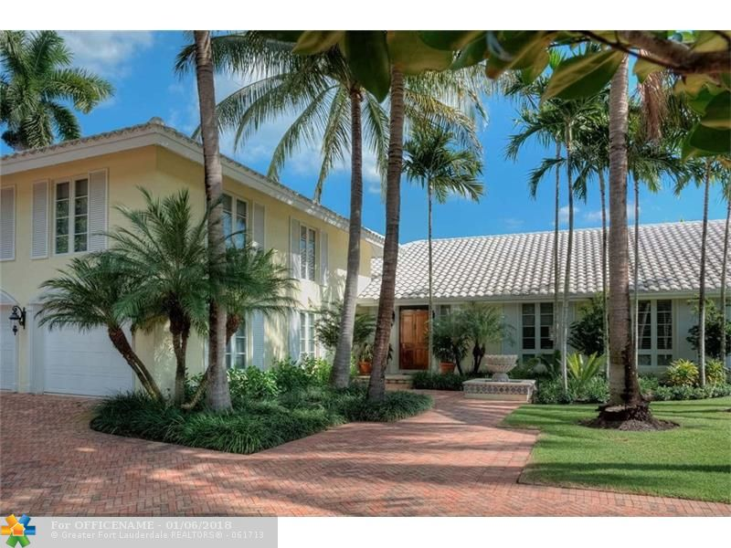 1300 W Lake Dr, Fort Lauderdale FL