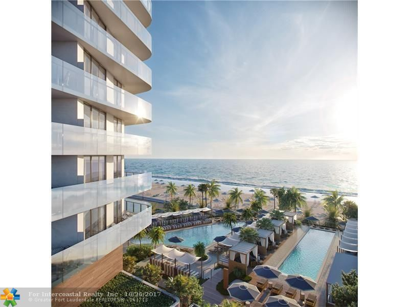 525 N Ft Lauderdale Bch Bl, Unit #1406, Fort Lauderdale FL