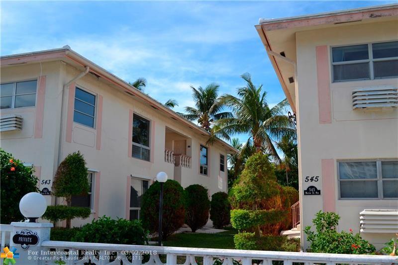 545 Orton Ave, Unit #2N, Fort Lauderdale FL