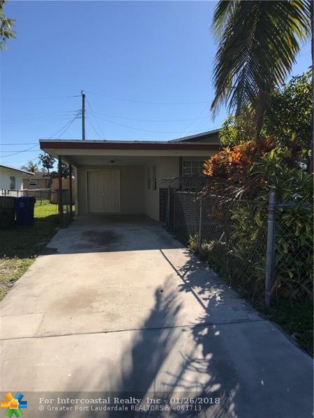3544 SW 12th Ct, Fort Lauderdale FL