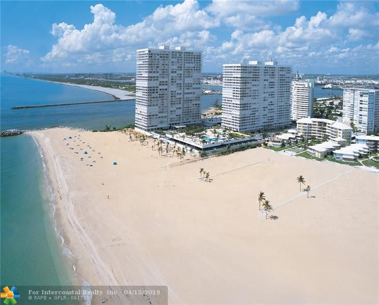 2100 S Ocean Lane, Unit #1603, Fort Lauderdale FL