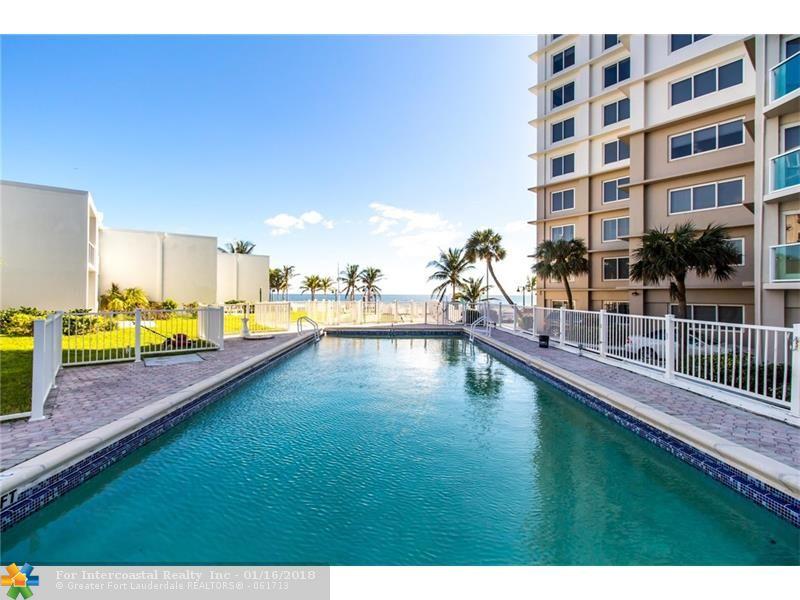 1200 N Fort Lauderdale Beach Blvd, Unit #3 Luxury Real Estate