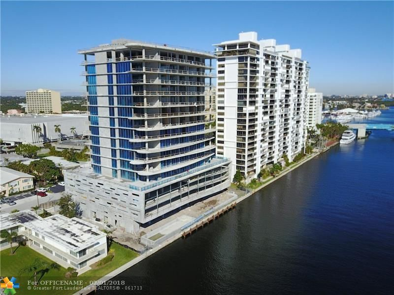 920 Intracoastal Dr., Unit #602, Fort Lauderdale FL