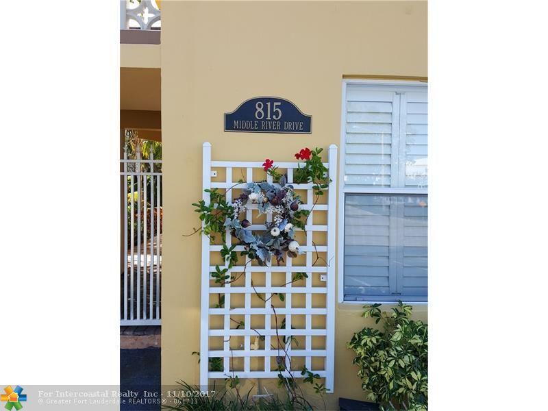 815 Middle River Dr, Fort Lauderdale FL