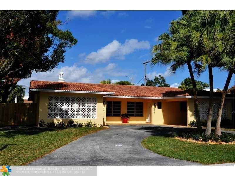1503 NE 60th St, Fort Lauderdale FL