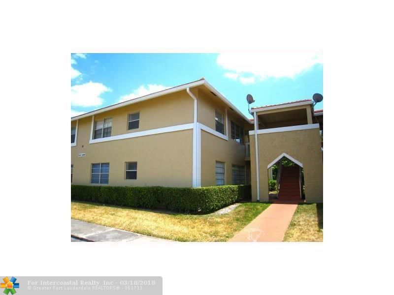 1033 Twin Lakes Dr, Unit #27-D, Coral Springs FL