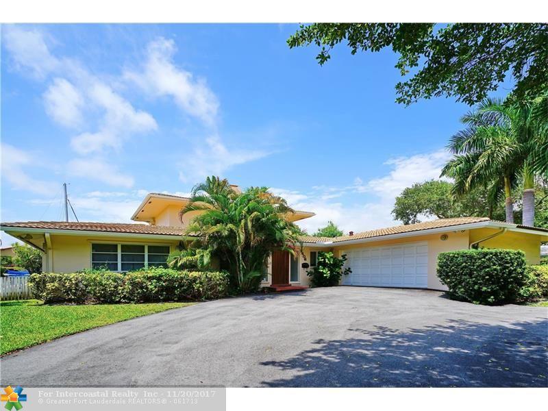 2406 Aqua Vista Blvd, Fort Lauderdale FL