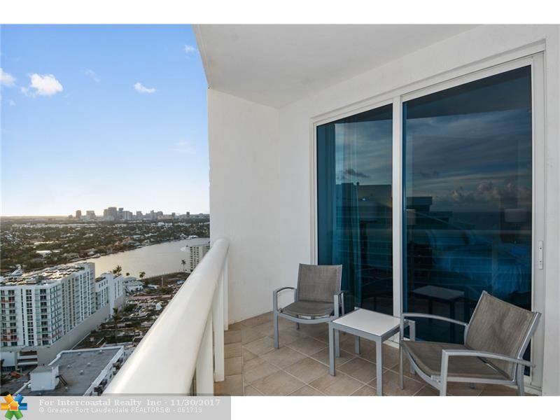 505 N Fort Lauderdale Beach Blvd, Unit #2505, Fort Lauderdale FL