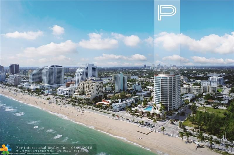 701 N Fort Lauderdale Beach Blvd, Unit #1702 Luxury Real Estate