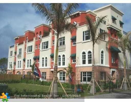 1033 NE 17th Way, Unit #502, Fort Lauderdale FL