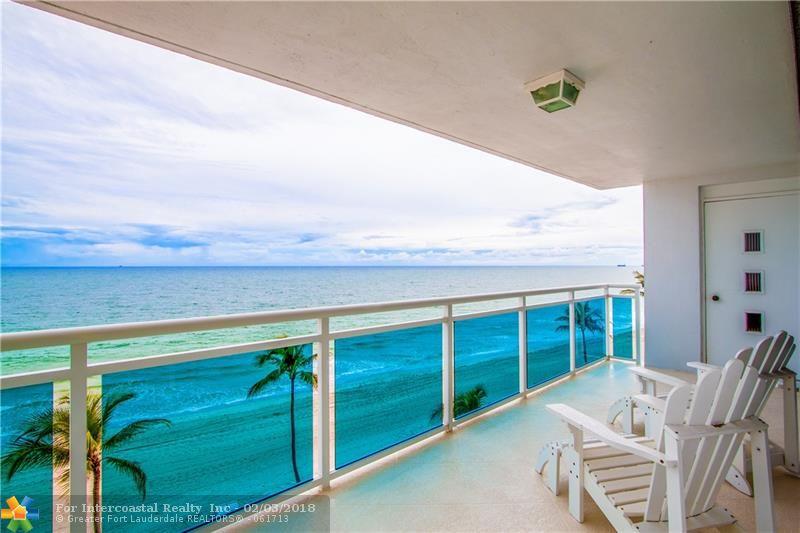 3430 Galt Ocean Drive, Unit #606, Fort Lauderdale FL
