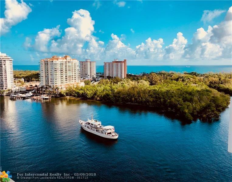 888 Intracoastal Dr, Unit #16D, Fort Lauderdale FL