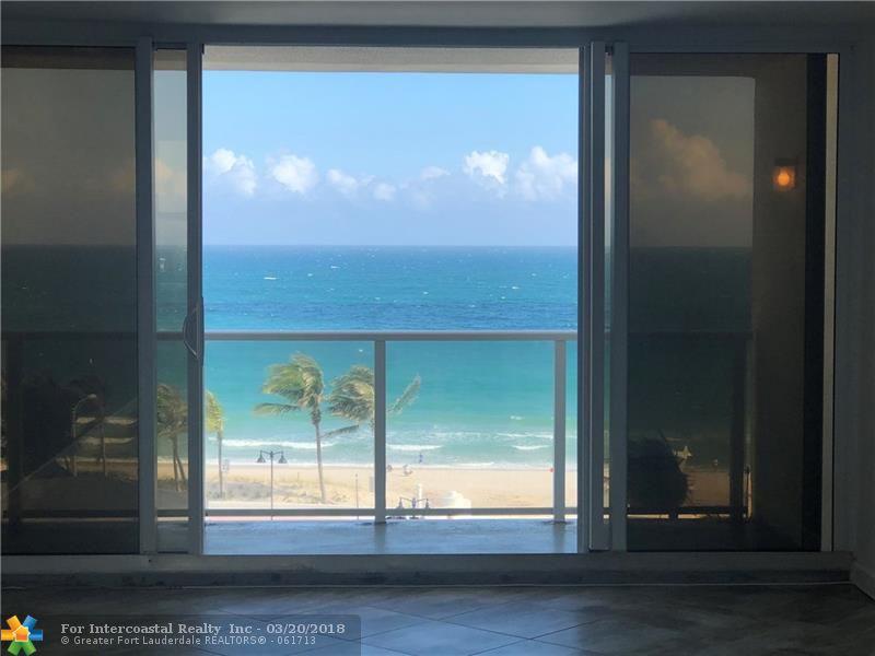 1200 N Fort Lauderdale Beach Blvd, Unit #604 Luxury Real Estate