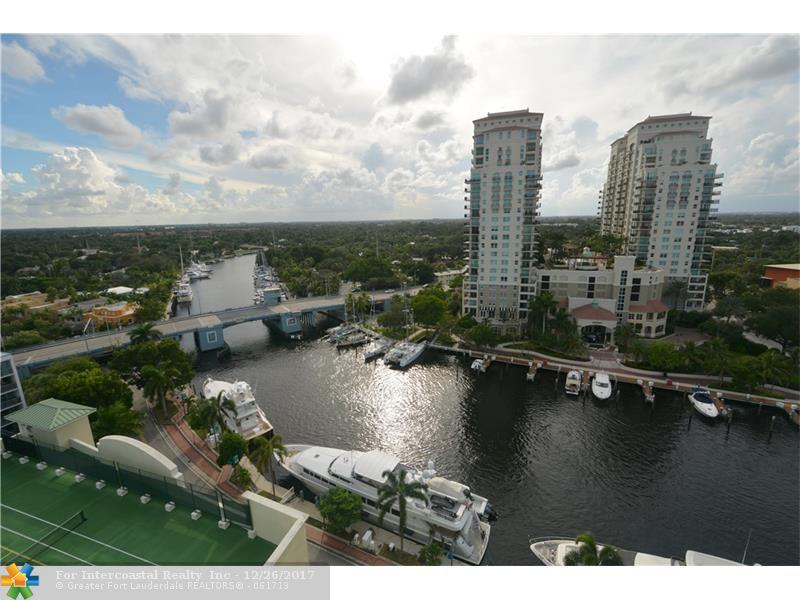 600 W Las Olas Blvd, Unit #2203, Fort Lauderdale FL