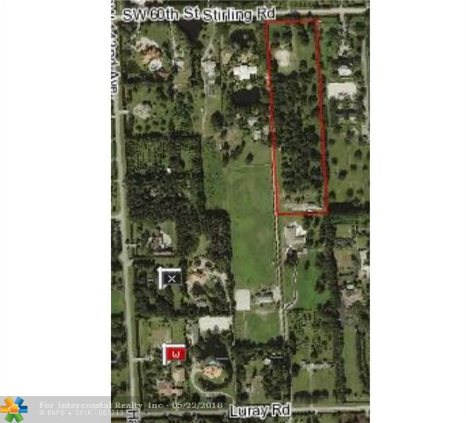 13900 Stirling Rd, Southwest Ranches FL