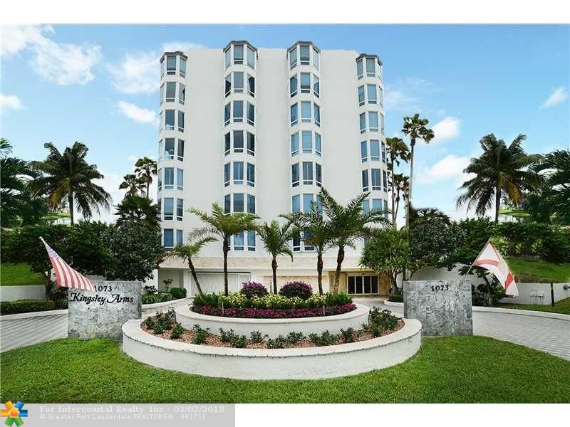 1073 Hillsboro Mile, Unit #1 South, Hillsboro Beach FL