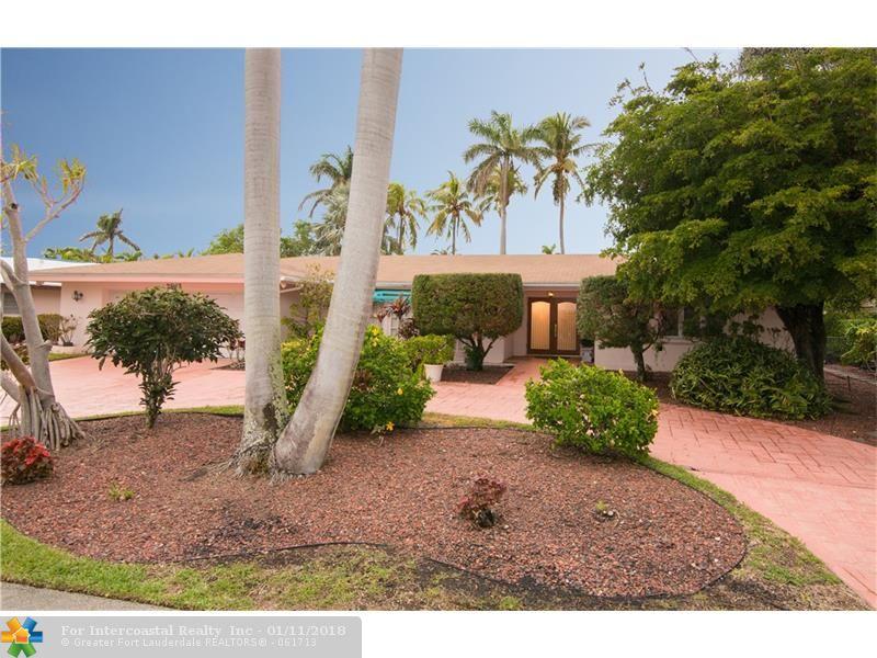 2863 NE 26th Ct, Fort Lauderdale FL