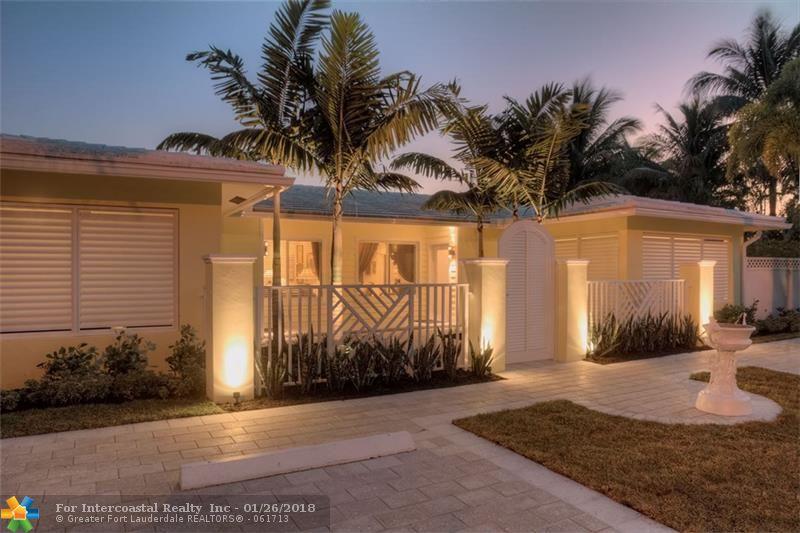 2600 NE 34th St, Fort Lauderdale FL