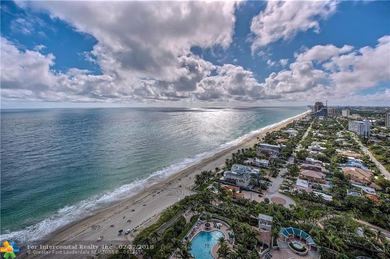 3200 N Ocean Blvd, Unit #2708-PH, Fort Lauderdale FL