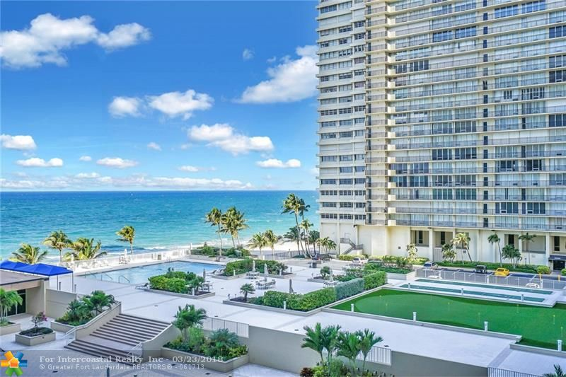 4300 N Ocean Blvd, Unit #5G, Fort Lauderdale FL