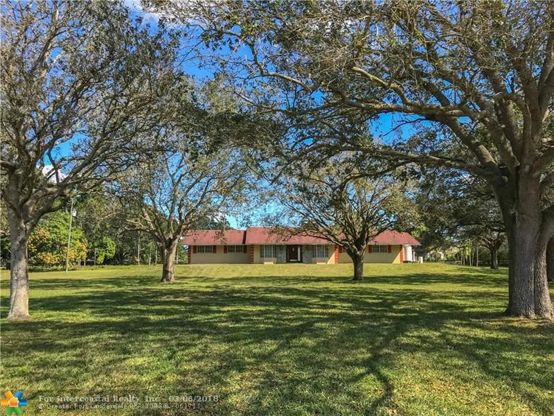 5300 Hancock Rd, Southwest Ranches FL
