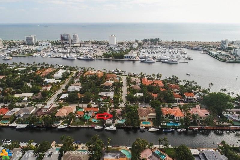 725 Poinciana Drive, Fort Lauderdale FL