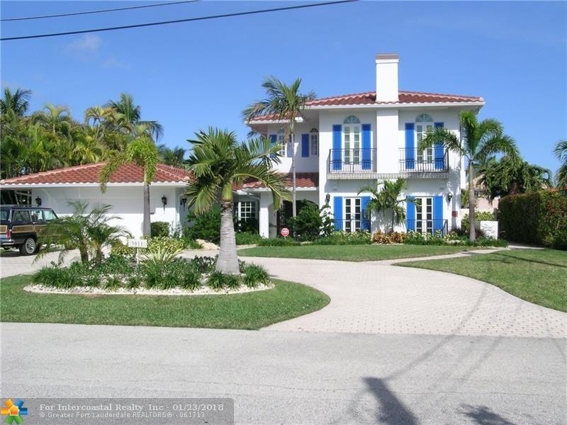 3011 NE 41 St, Fort Lauderdale FL