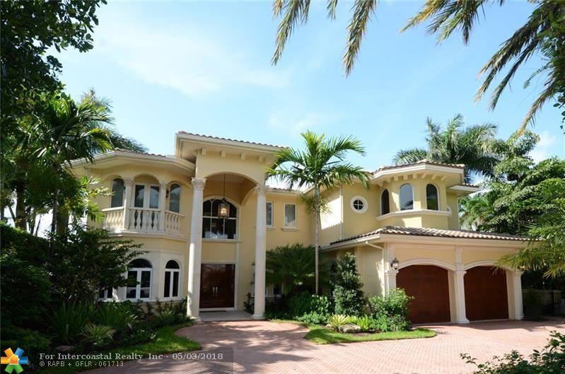 2614 Castilla Isle, Fort Lauderdale FL