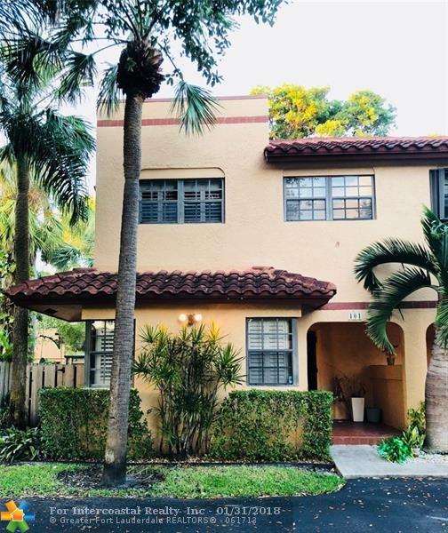 281 NE 16th Pl, Unit #401, Fort Lauderdale FL