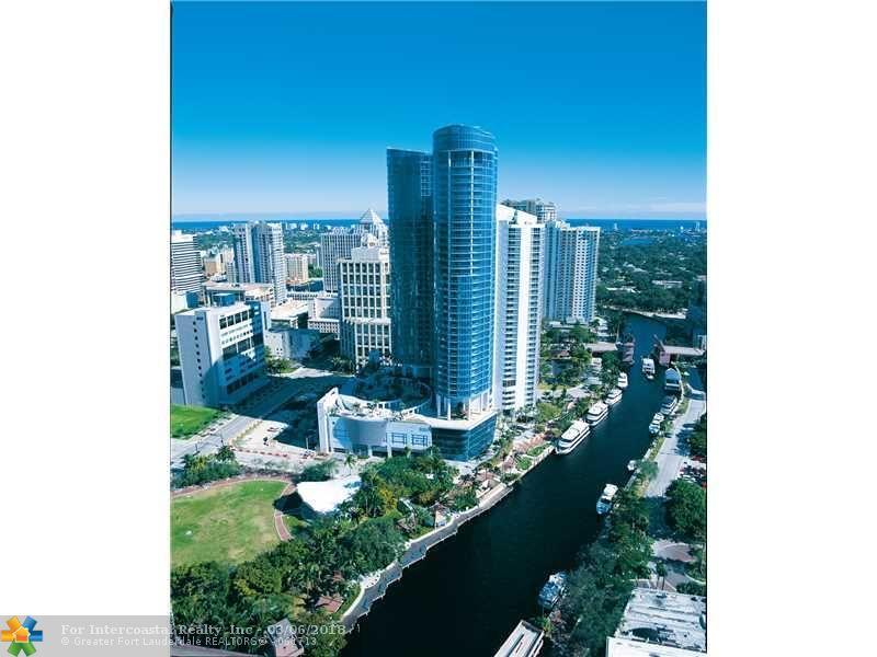 333 Las Olas Way, Unit #2803, Fort Lauderdale FL