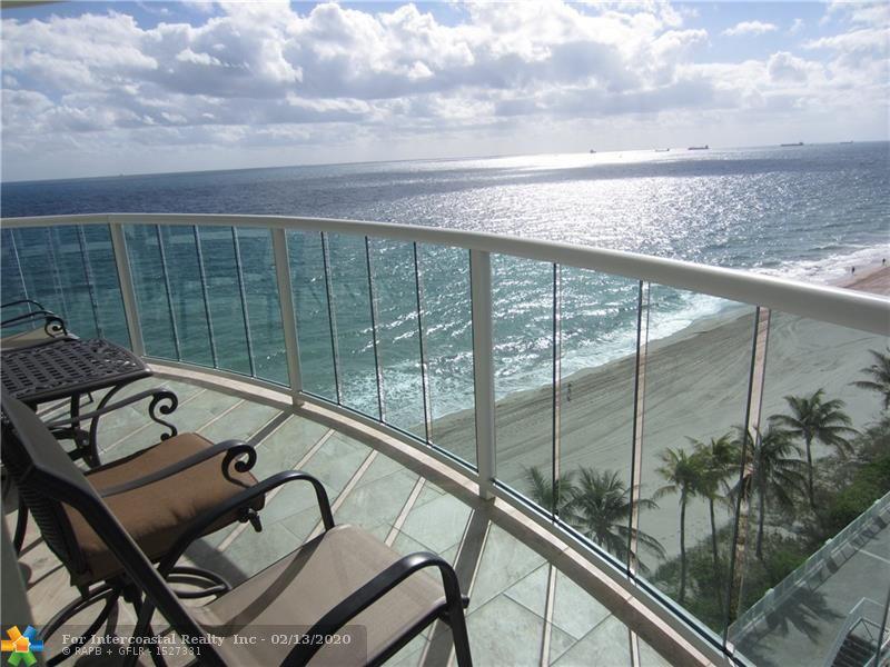 3410 Galt Ocean Drive, Unit #802 N, Fort Lauderdale FL