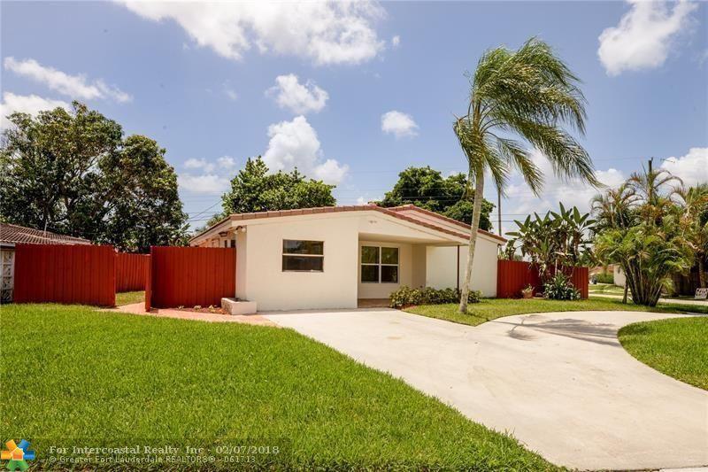 3470 SW 15th Ct, Fort Lauderdale FL